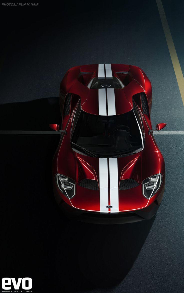 Ford GT 2016 by Arun M Nair