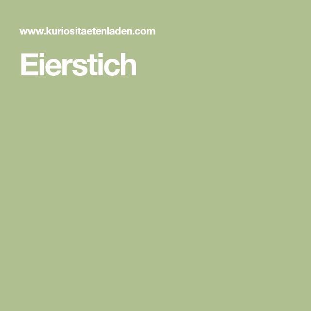 Eierstich