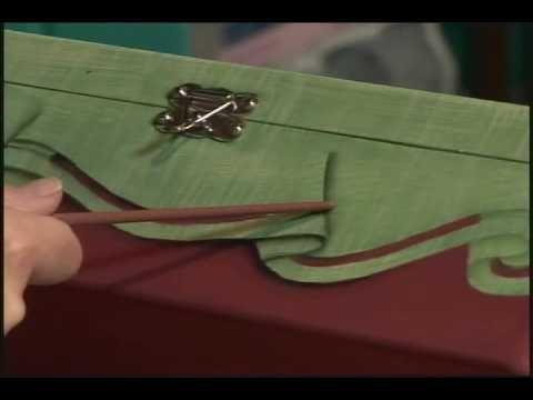 24/05/09 - Bainha Aberta (caixa de costura)