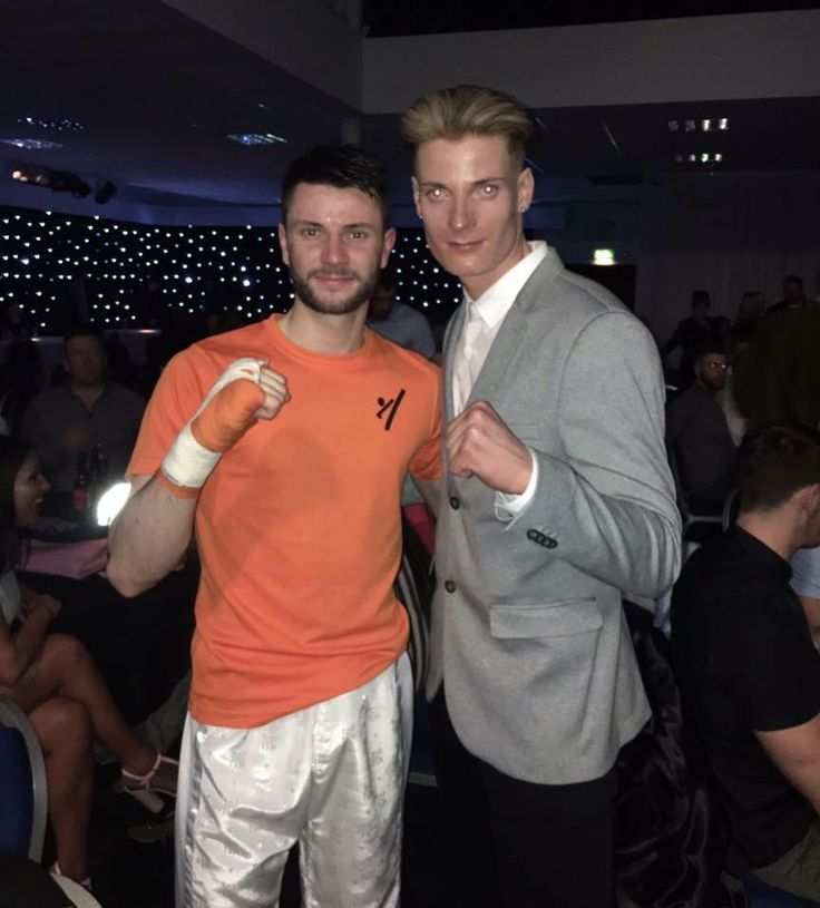 @rossjohnpenman successfully won his first full contact fight last night with a KO stoppage in the 3rd round! Awesome performance! 👊  #aboutgains #ukfighter #k1 #kickboxing #taekwondo #boxing #debut #knockout #winner