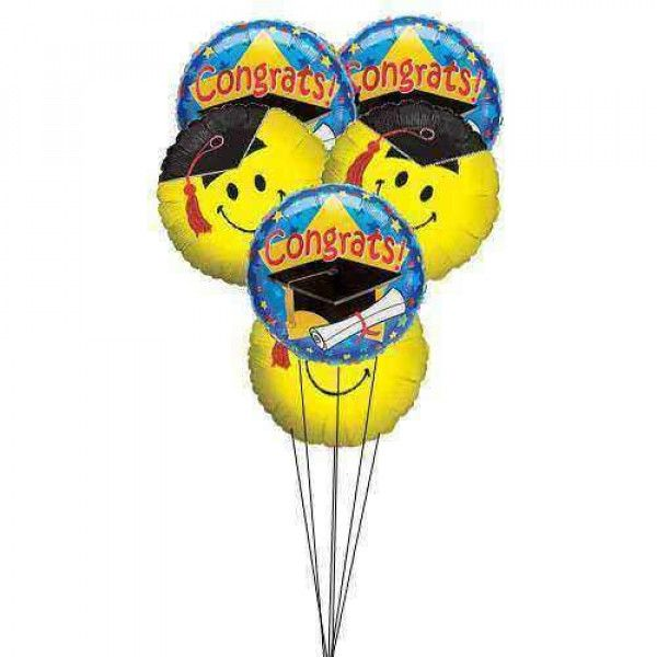The best way to say #Congratulations is with a big bunch of #balloons for their special accomplishments.