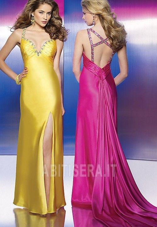 53 mejores imágenes de Abiti da ballo en Pinterest   Vestidos de ...