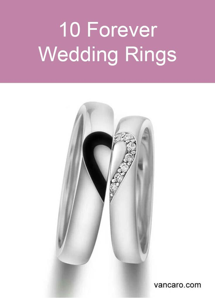 10 Forever Wedding Rings
