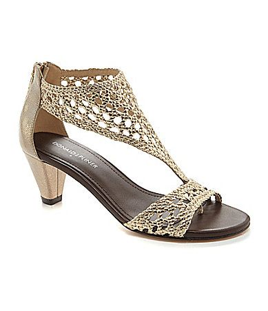 Donald J Pliner Verona Dress Sandals Dillards Bmr
