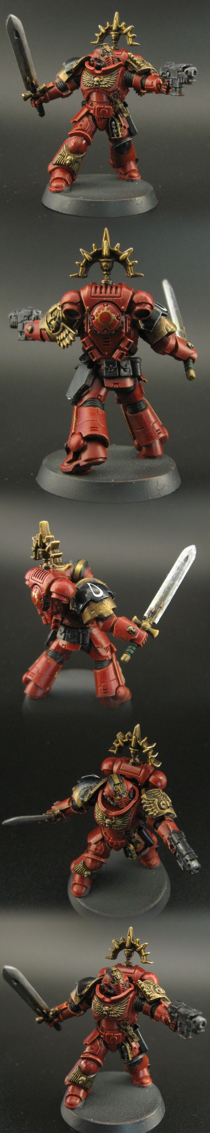Blood Angels Army Project (pic carpet bombing) - Page 65