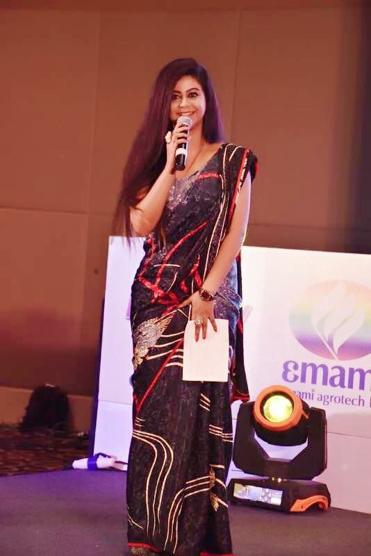 Product launch for #Emami #mcanie #mypassionmyprofession