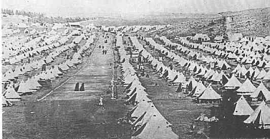 Second Boer War concentration camp Krugersdorp (1899-1902)