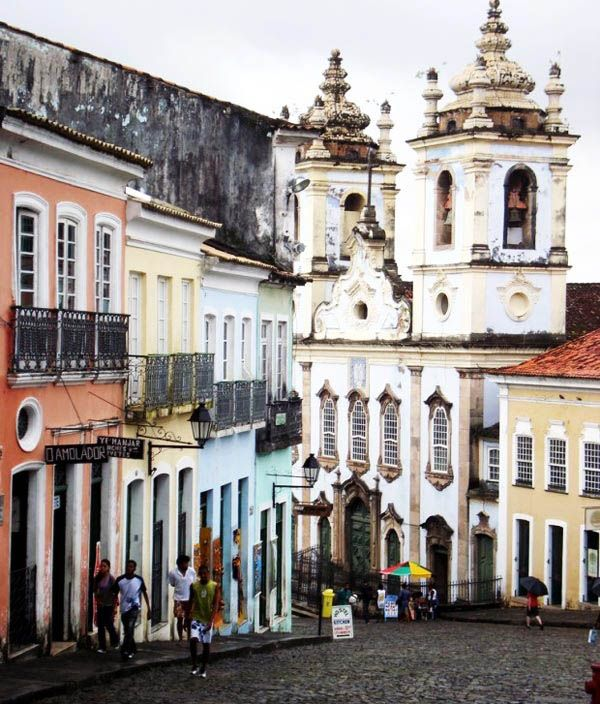 Salvador, Brazil |129 Places Worth Visiting Once in a Lifetime