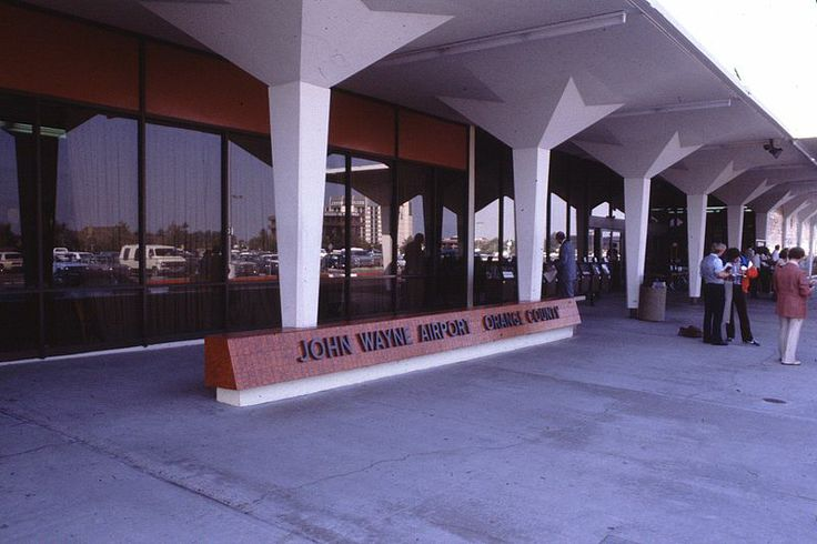 File:John Wayne Airport sign, 1980 (2).jpg