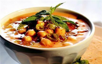 Nohutlu Tarhana Çorbası Tarifi- Nasıl Yapılır- Nasıl Pişirilir - http://www.tarifler.co/nohutlu-tarhana-corbasi-tarifi-nasil-yapilir-nasil-pisirilir/?http://www.tarifler.co