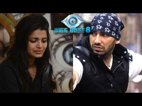 Bigg Boss 8: Ali Makes Sonali Raut Cry AGAIN!