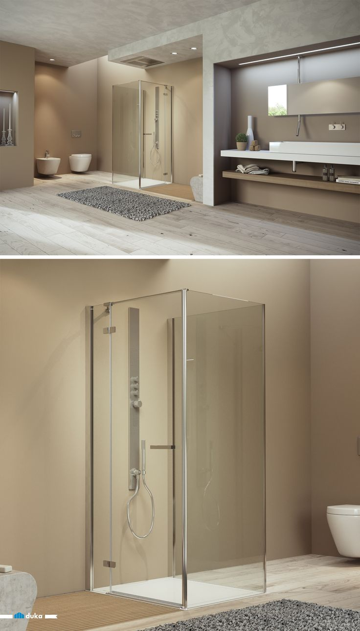 gallery 3000 design • Are you searching for a robust shower door combined with an everyday design? Then have a look at our shower enclosure models gallery, characterized by shiny aluminium and minimalist, straight-lined design.