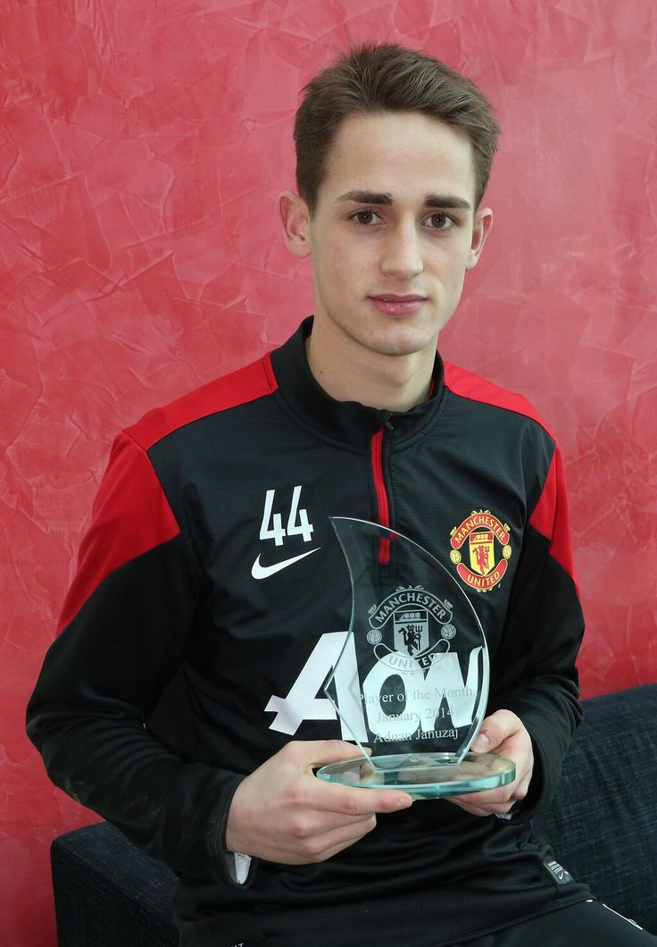 January Player of the Month - Adnan Januzaj