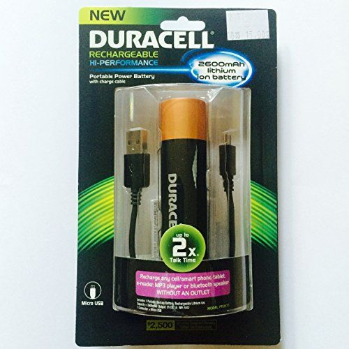 Duracell - Pro Power Bank Portable Charger - Black/Copper... https://www.amazon.com/dp/B01AGVLM5Y/ref=cm_sw_r_pi_dp_i2Iyxb7BBBP8M