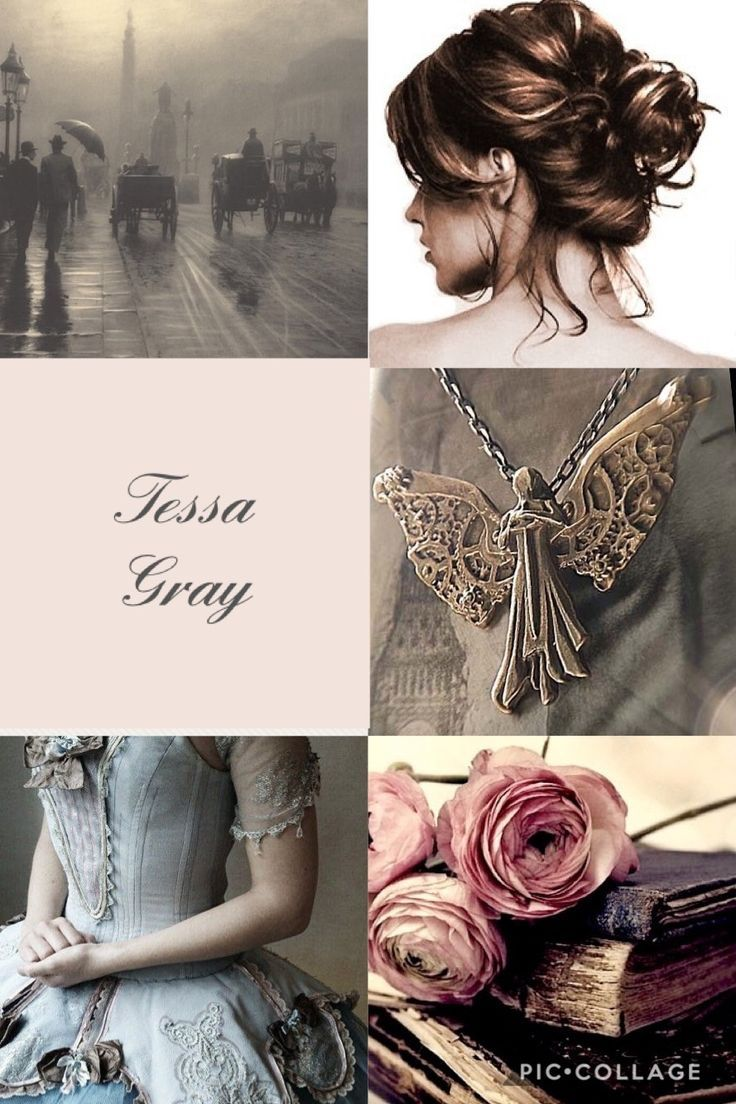 Tessa Gray Aesthetic From The Infernal Devices By Vana X
