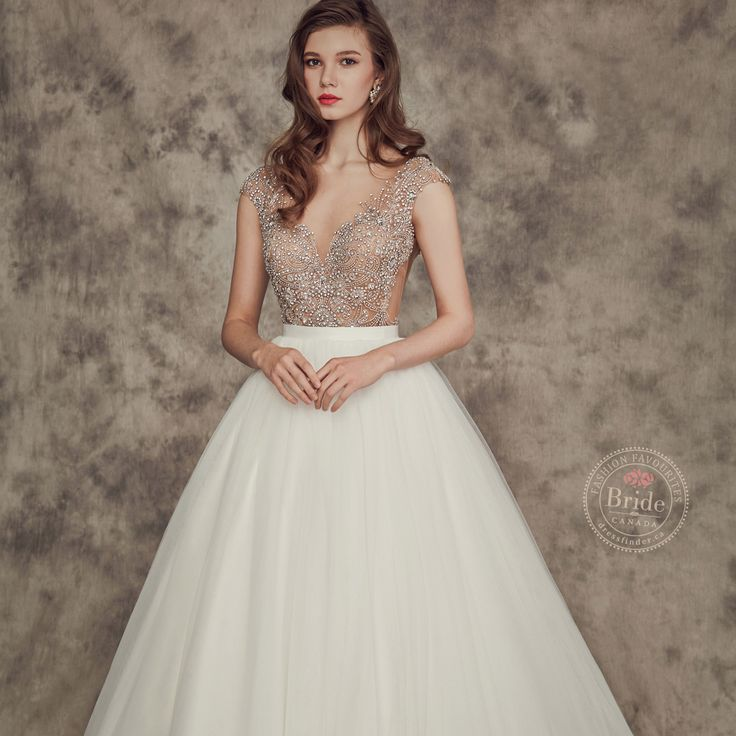 Carrie (16242) from Calla Blanche collection, as seen on dressfinder.ca