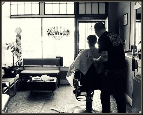 Barber Shop Denver : Ollies Barber Shop Denver, CO send the man here to have him return ...