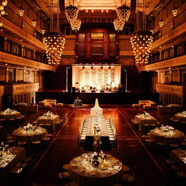 Reception E Photographer Kristyn Hogan Schermerhorn Symphony Center