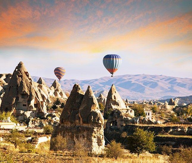 카파도키아, 터키 (Cappadocia, Turkey)