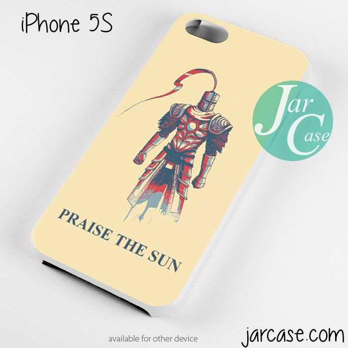 Dark Souls Game Praise The Sun YZ Phone case for iPhone 4/4s/5/5c/5s/6/6 plus
