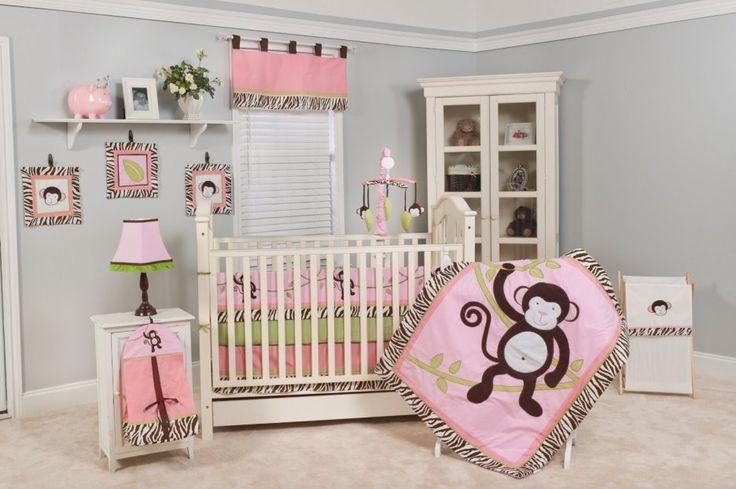 monkey bedroom decor for kids bedroom attractive baby room ...