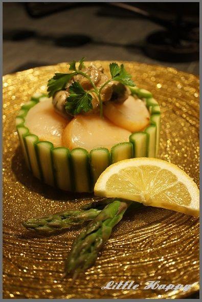 シーフードソテーのサラダ仕立て(レシピ)| ウーマンエキサイト みんなの投稿