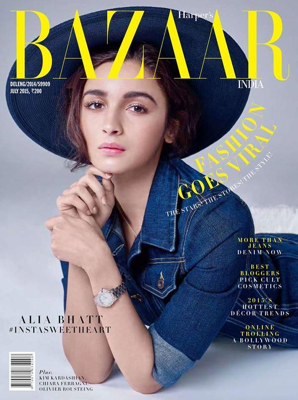 Harper's BAZAAR, the world's oldest fashion magazine with 29 international editions. The new emerging destination of fashion - India witnessed the launch of its very own edition of Harper's BAZAAR in February 2009. Hearst Magazines, the publishers of Harper's BAZAAR across 28 countries, has partnered with India Today Group to present the world's oldest fashion magazine in India.41.66% Discount + SEPHORA Beauty Harper.