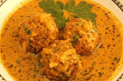allfoodspecials: cabbage-kofta-curry