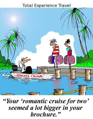 16 best Funny Travel Cartoons and Captions images on ...