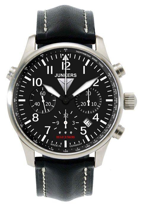 Junkers Armbanduhr  6626-2 versandkostenfrei, 100 Tage Rückgabe, Tiefpreisgarantie, nur 2299,00 EUR bei Uhren4You.de bestellen