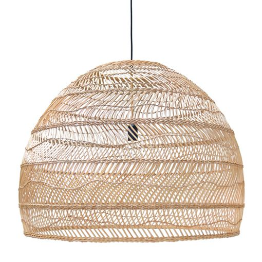 Products details - Lighting - Wicker hanging lamp large