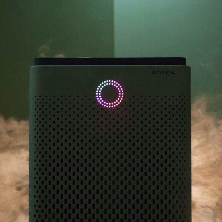 This Sleek Air Purifier Will Have You Breathing Easily
