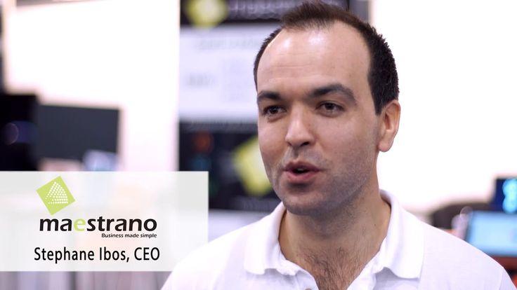 Stephane Ibos, CEO, Maestrano