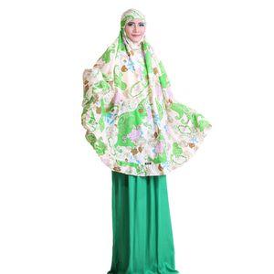 Zahranaa Mukena Arraya 14 - Green