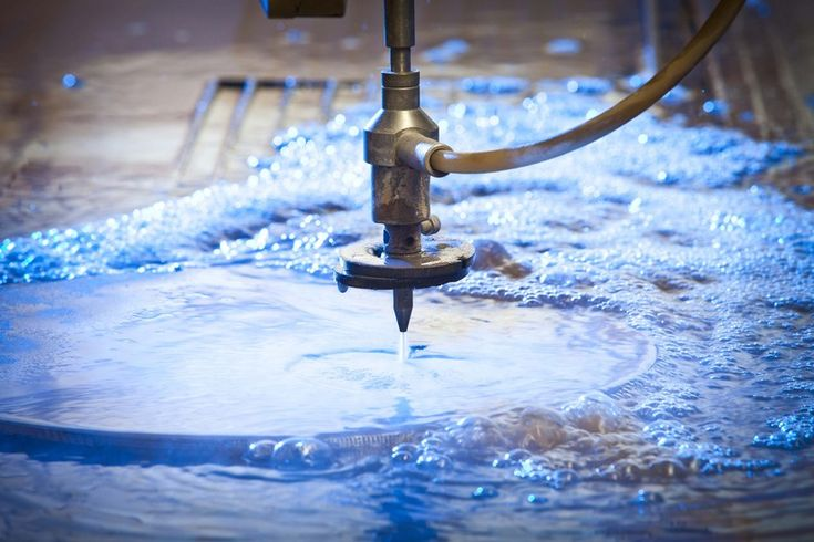 We are one of the leading CNC waterjet cutting services in Mumbai & India with latest high pressure cutting machine,which allows to cut such as glass, sheet, aluminum, aerospace etc.