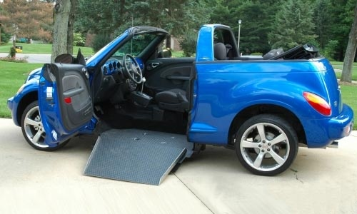 Chevy Hhr Wheelchair Accessible Autos Post