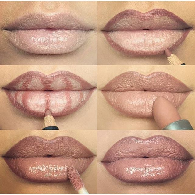 How to make your lips appear fuller  Get the look @ youravon.com/forevergorgeous #beautytips #avonforevergorgeous #liptips