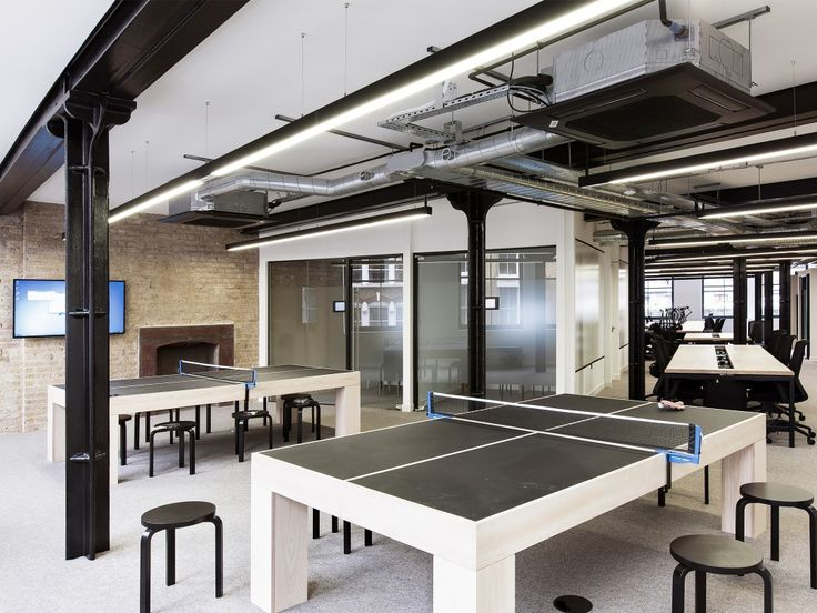 Capco and Bold Rocket offices / D+DS architecture office