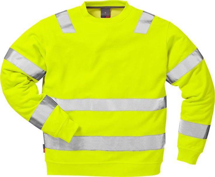 Fristads Kansas Sweatshirt 7446 BPV from Specific Workwear