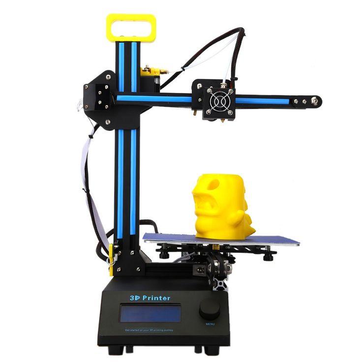 Best Creality 3D CR8 Desktop 3D Printer Machine DIY Kit