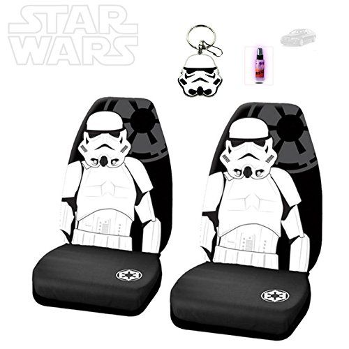New 3 Pieces Star Wars Stromtrooper Car Truck SUV Seat Covers with Travel Size Purple Slice * Read more  at the image link.Note:It is affiliate link to Amazon.