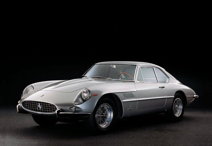 Ferrari 400 Superamerica LWB Coupe Aerodinamico – 1964