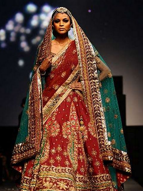 Desi Bride: More from Ritu Kumar's
