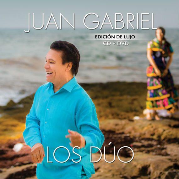 Juan Gabriel arrasa con sus dúos Foto: Universal Music - Proporcionado por Sin Embargo