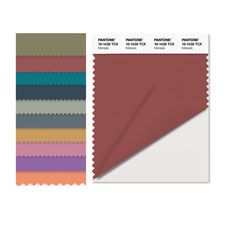 PANTONE Fashion Color Report Collection Fall 2015 - View 1