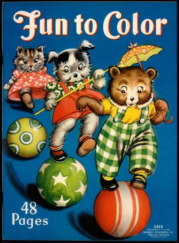 690 best Old Children\'s Books images on Pinterest | Baby books ...