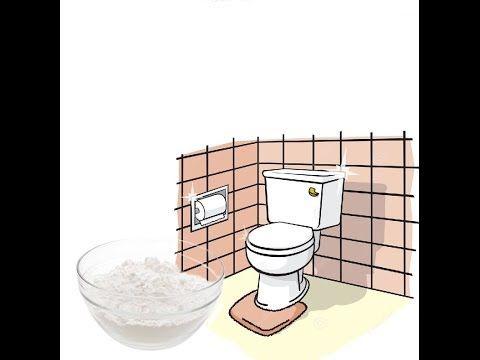 Hacer Desinfectante de Baño