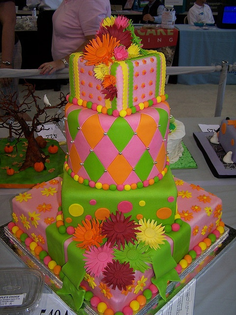 Cake Decorating Store Tulsa : Tulsa Cake Show by Ally Cake Designs, via Flickr Cakes, Cakes, Cakes Pinterest Cakes ...