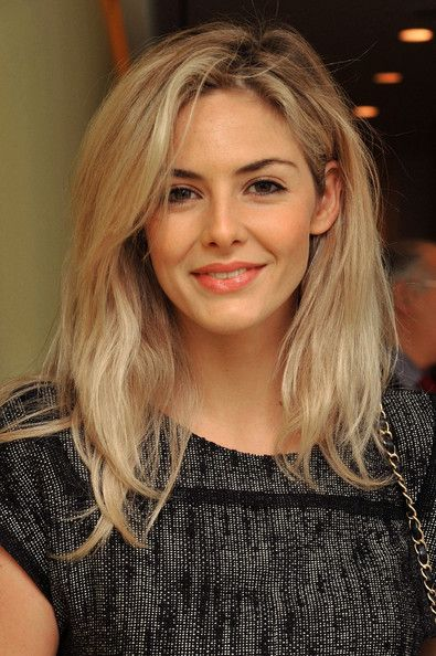 Tamsin Egerton.. I want her hair..