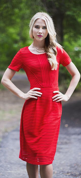 Scarlett Dress [MDF1822] Perfect Holiday Dress! Mikarose Boutique, Reinventing Modesty.
